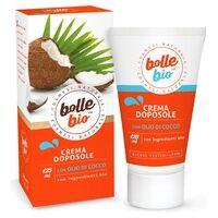 Bollebio Aftersun avec Aloe Vera, acide hyaluronique, Huile de coco et lin 125 ml - Bollebio