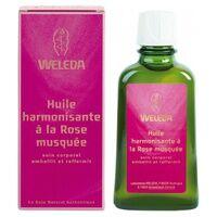 Rosa mosqueta Huile Harmonisante à la Rose Musquée 100 ml de huile - Rosa mosqueta
