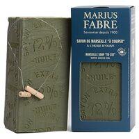 Marius Fabre Savon de Marseille demi barre à l'huile d'olive 1 kg - Marius Fabre