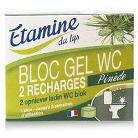 Etamine du Lys Bloc gel wc recharges 2 x 50 ml 100 ml - Etamine du Lys