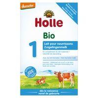 Holle Portion de Lait pour nourrissons 1 20 g - Holle
