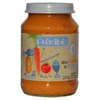 Prémibio Petit pot Carottes et Truite dès 6 mois sans gluten 200 g - Prémibio