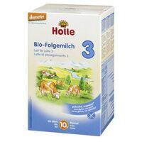 Holle Lait de suite 3ème âge, dès 10 mois 600 g de poudre - Holle