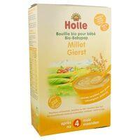 Holle Bouillie de Millet sans gluten et sans lait - après 4 mois 250 g - Holle
