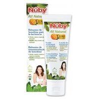 Nuby Crème lanoline mamelon 30 g - Nuby
