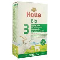 Holle Lait de chèvre 3, dès 10 mois 400 g de poudre - Holle