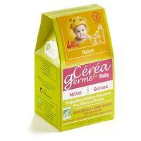 De Bardo Céréagerme Baby Nature (Sans Gluten) BIO 200 g de poudre - De Bardo