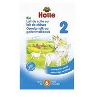 Holle Lait de chèvre 2, dès 6 mois 400 g de poudre - Holle