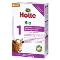 Holle Lait nourrisson 1er âge, dès la naissance 400 g de poudre - Holle
