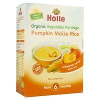 Holle Puré de Citrouille, maïs et riz bio (sans gluten) 175 g - Holle
