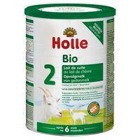 Holle Lait de suite 2 au lait de chèvre bio 800 g de poudre - Holle