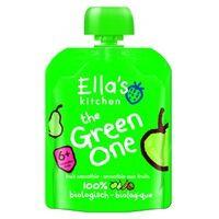 Ella S Kitchen Gourde The Green One 90 g - Ella S Kitchen