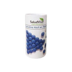 Salud Viva 3 x Comprimés de spiruline bleue 25 g - Salud Viva - Publicité