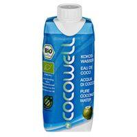 Cocowell Eau de coco pure 330 ml - Cocowell