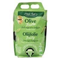 EMILE NOEL Huile d'Olive Vierge Extra Fruitée Bio 3 L de huile - EMILE NOEL