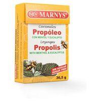 Marnys Bonbons sans sucre à la propolis menthol 36,5 g - Marnys