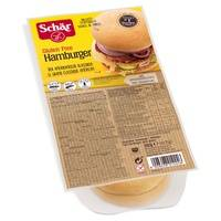 Schar Pain Hamburger 4 unités de 75g - Schar
