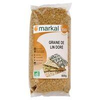 Markal Graine de lin doré 500 g - Markal