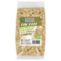 Damhert Nutrition Graines de chanvre BIO 100 g - Damhert Nutrition