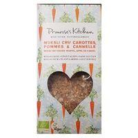 Primrose's Kitchen Muesli cru carotte, pomme & cannelle 300 g - Primrose's Kitchen