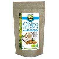 Ecoidees Chips de coco BIO 90 g - Ecoidees
