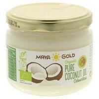 Maya Gold Organic Huile de coco pure sans odeurs 280 ml de huile - Maya Gold Organic