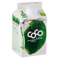 Dr. Antonio Martins Eau de boisson de noix de coco naturelle verte 500 ml - Dr. Antonio Martins