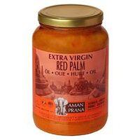 Amanprana Huile Palme Extra Virgin 1600 ml de huile - Amanprana