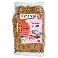 Markal Graine de lin doré 250 g - Markal