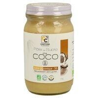 Comptoirs & Compagnies Pâte de Sucre de Coco Bio 270 g - Comptoirs & Compagnies