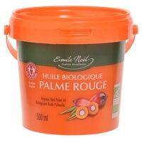 EMILE NOEL Huile de palme rouge bio 500 ml de huile - EMILE NOEL
