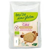 Ma Vie sans Gluten Cake à la châtaigne et au souchet Bio 300 g - Ma Vie sans Gluten