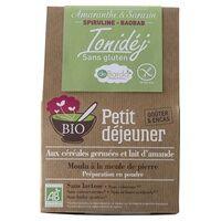 De Bardo ToniDej Baobab - Spiruline (Sans Gluten) BIO 500 g de poudre - De Bardo