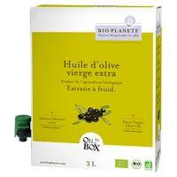 Bio Planète Huile d'olive vierge extra Douce 3 L - Bio Planète