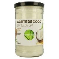 Naturitas Huile de noix de coco biologique sans gluten 1 L de huile - Naturitas