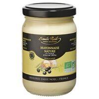 EMILE NOEL Mayonnaise nature à l'huile d'olive bio 185 g - EMILE NOEL