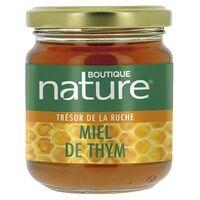Boutique Nature Miel de Thym BIO 250 g - Boutique Nature