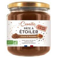 Comète Pâte à tartiner bio Cacao & Noisettes 220 g - Comète