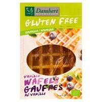 Damhert Gaufre à la vanille sans gluten BIO 240 g - Damhert