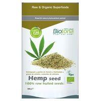 Biotona Graines de Chanvre 300 g - Biotona