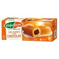 Valpibio Mini cake fourré au chocolat 6 unités - Valpibio
