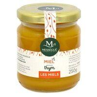 Maurice Messegue Miel De Thym 250 g (Miel) - Maurice Messegue