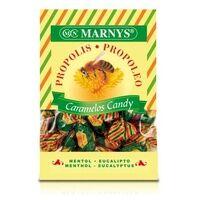 Marnys Bonbons à la propolis, eucalyptus et miel 60 g (Eucalyptus) - Marnys