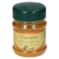 Cook curcuma poudre 80 g - Cook