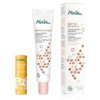 Melvita Kit crème confort et stick lèvres Nectar de miels 2 unités - Melvita