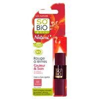 So'Bio Rouge à lèvres 03 bois de rose 1 unité - So'Bio