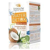 Biocyte Water Detox Eau de Coco 112 g - Biocyte