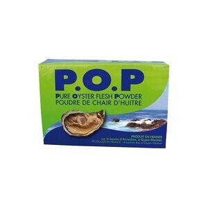 Pop 10 x P.O.P Huîtres Gryphea 150 capsules - Pop - Publicité
