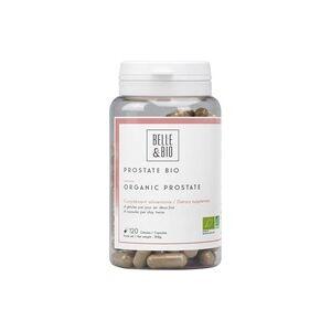 Belle et Bio Prostate bio 120 capsules végétales - Belle et Bio - Publicité