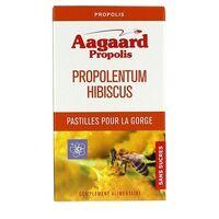 Aagaard Propolentum plantain 30 pastilles - Aagaard